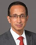 Photo of attorney Roger Chari