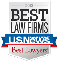 Best Lawyers 2013 Best Law Firms