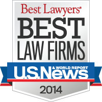 US News/Best Lawyers 2014