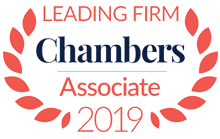 Leading Firm 2019 Chambers Associate Survey