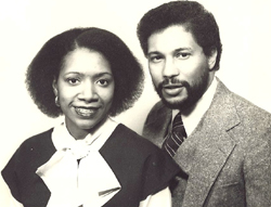 Cheryl Bryson and her husband Dr. James Bryson