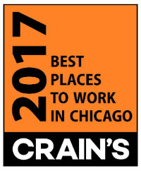 Crain's Chicago Business Best Places to Work 2017