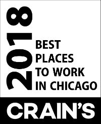Crain's Chicago Business Best Places to Work 2018