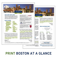 Duane Morris Boston Office at a Glance