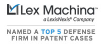 Lex Machina Named Duane Morris a Top 5 Defense Firm in Patent Cases