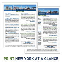 New York Office at a Glance