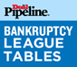 The Deal Pipeline Bankrupty League Tables
