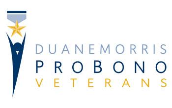 Duane Morris Pro Bono Veterans