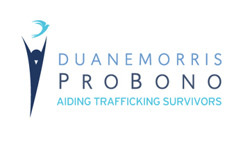 Duane Morris Pro Bono Aiding Trafficking Survivors