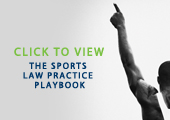 The Sports Law Practice Playbook
