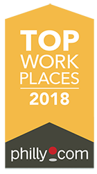 Duane Morris Named a Philly-Area Top Workplace by Philly.com