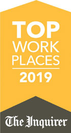 Duane Morris Named a Philly-Area Top Workplace by Philadelphia Inquirer 2019