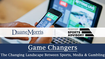 The Changing Landscape Between Sports, Media and Gambling